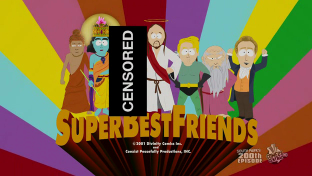 Super Best Friends