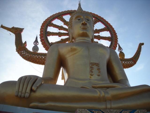Здоровенный Будда