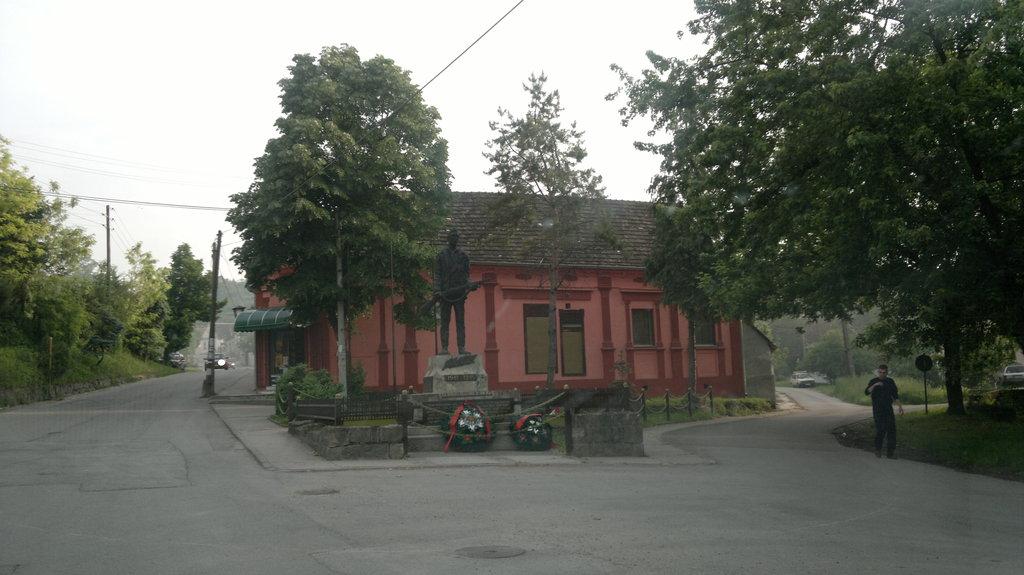 Памятник в Беочине