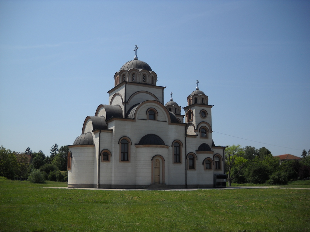 Церковь в Деспотоваце