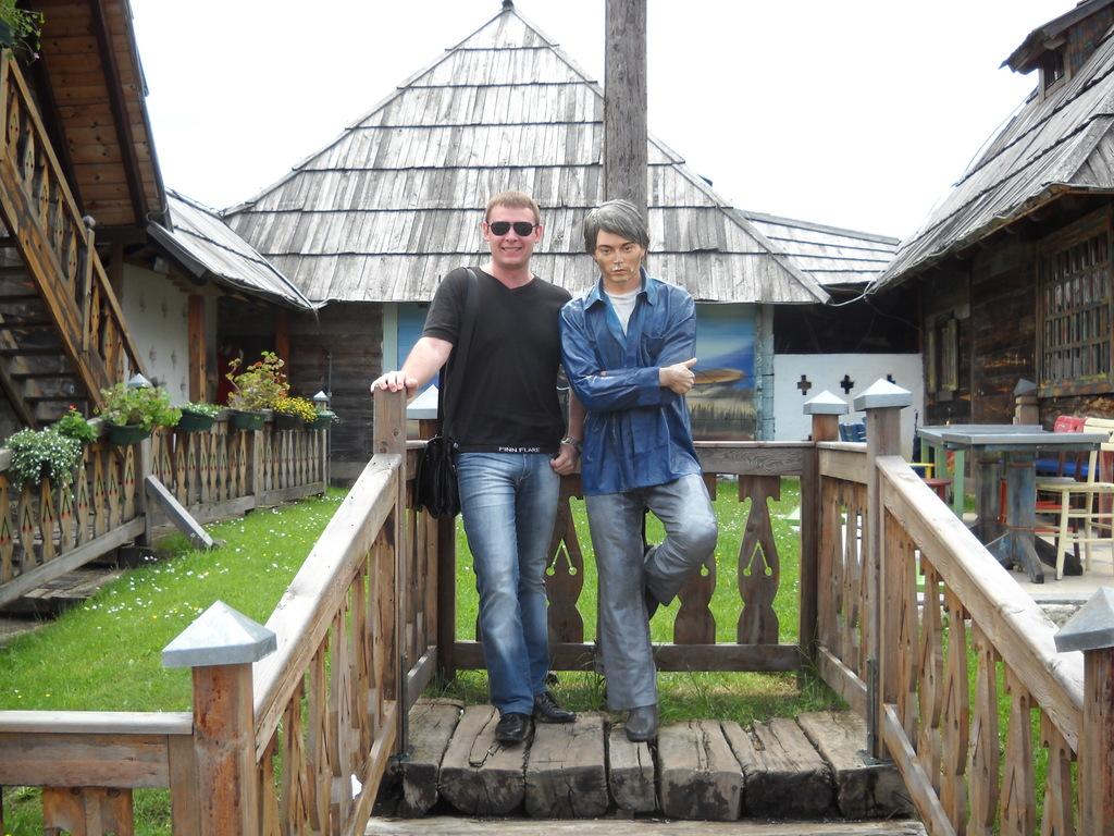 Джонни Депп в Дрвенграде
