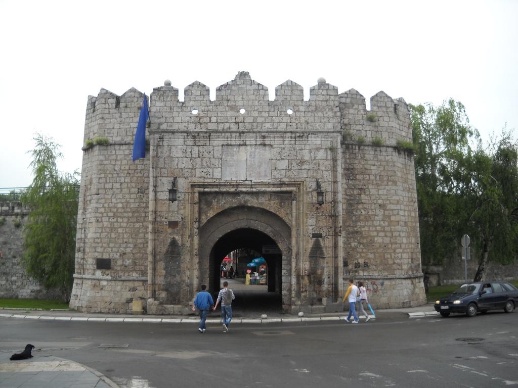 Крепость в Нише