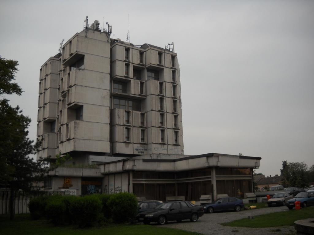 Отель в Панчево