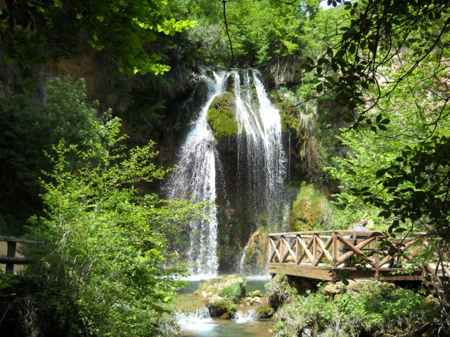 Водопад Великий Бук