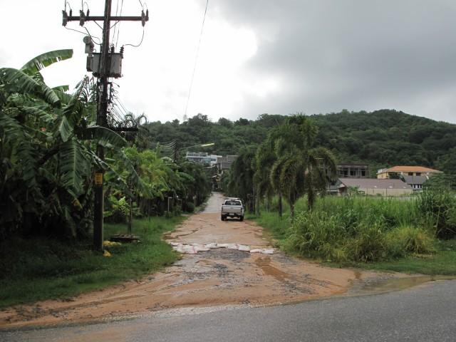 В сельской местности
