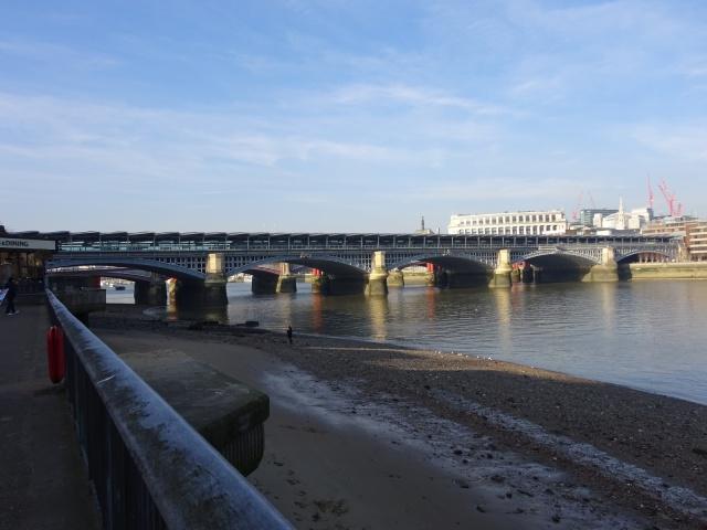 Темза и мост