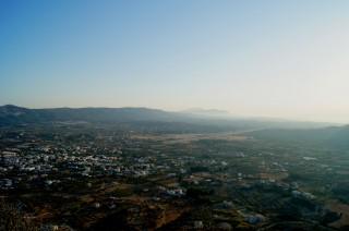 Еще вид с горы Филеримос