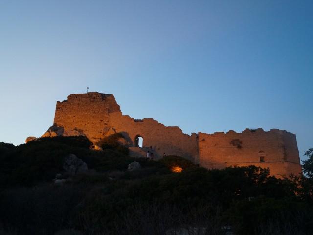 Замок Критиния