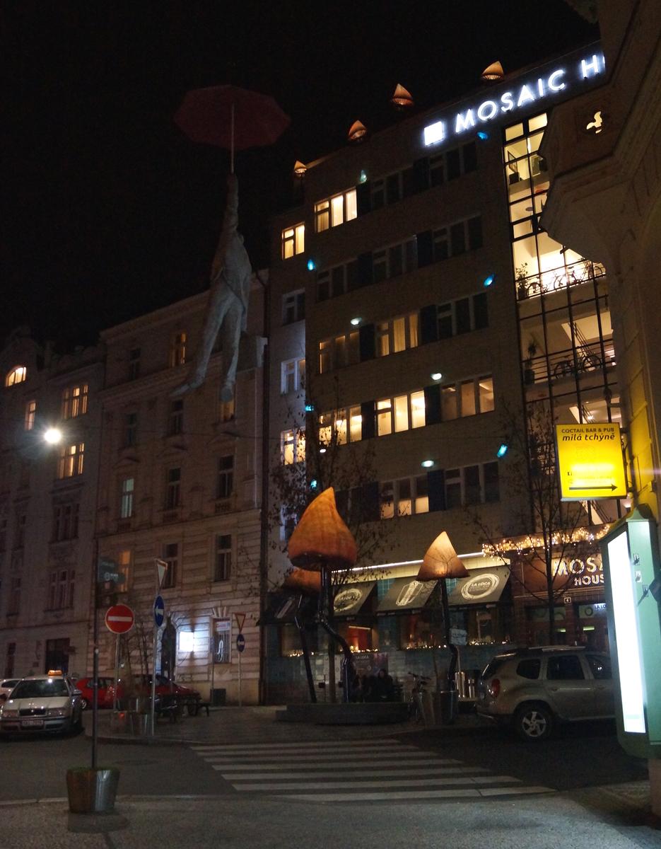 Грибной сквер