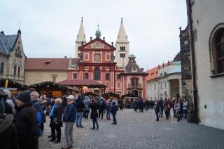 В Пражском Граде