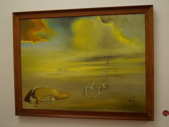 Сальвадор Дали в музеях Ватикана