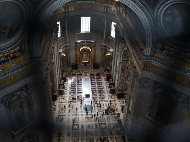 В соборе Святого Петра