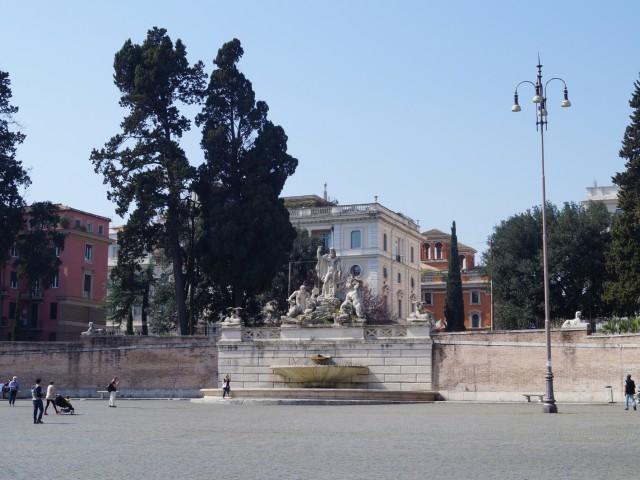 Пьяцца-дель-Пополо