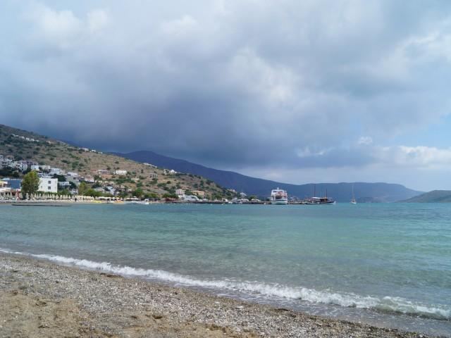 Пляж в Элунде