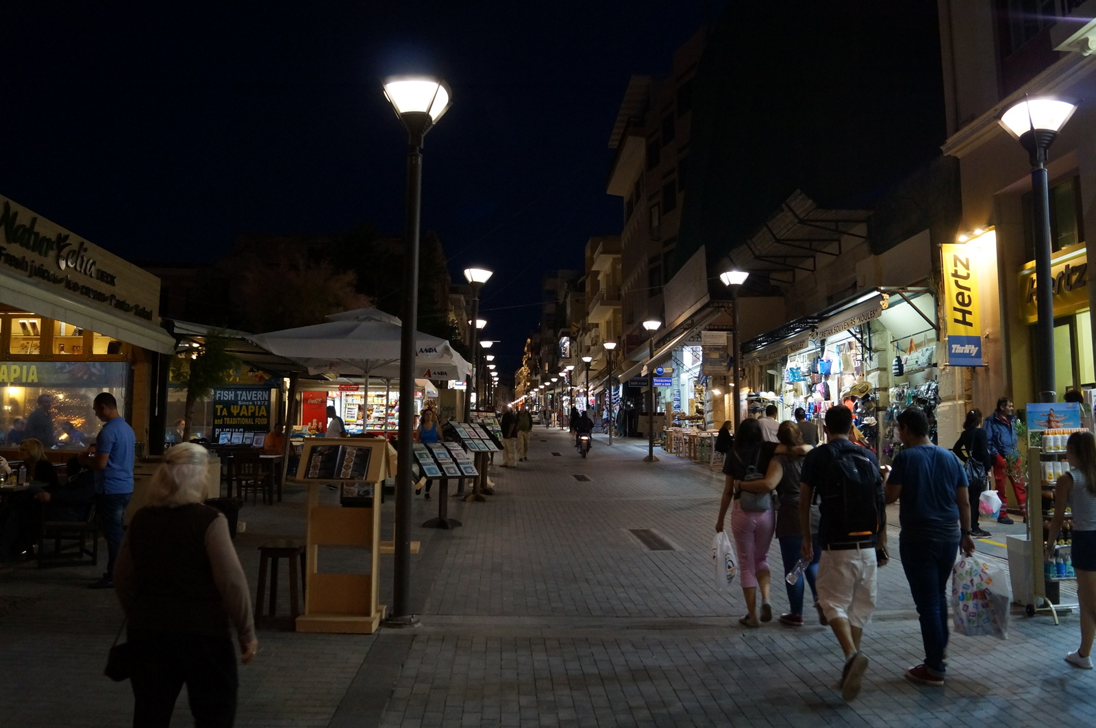 Улица в Ираклионе